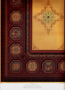 Excerpts from Interior Designs of the 19th Century by Cesar Daly